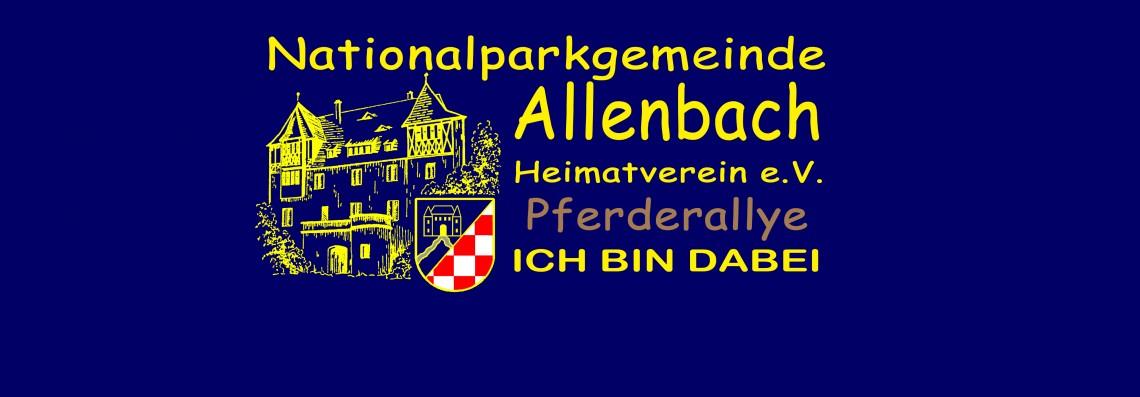 12. Allenbacher Pferderallye