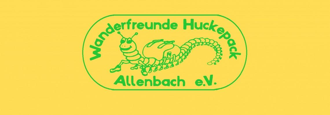 Einladung zur Jahreshauptversammlung der Wanderfreunde Huckepack Allenbach mit Neuwahlen